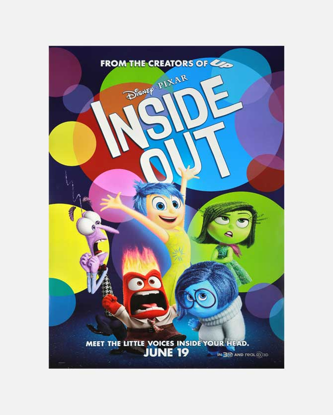 Inside Out Final One Sheet Poster