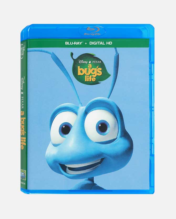 A Bug's Life Blu-ray + Digital Code
