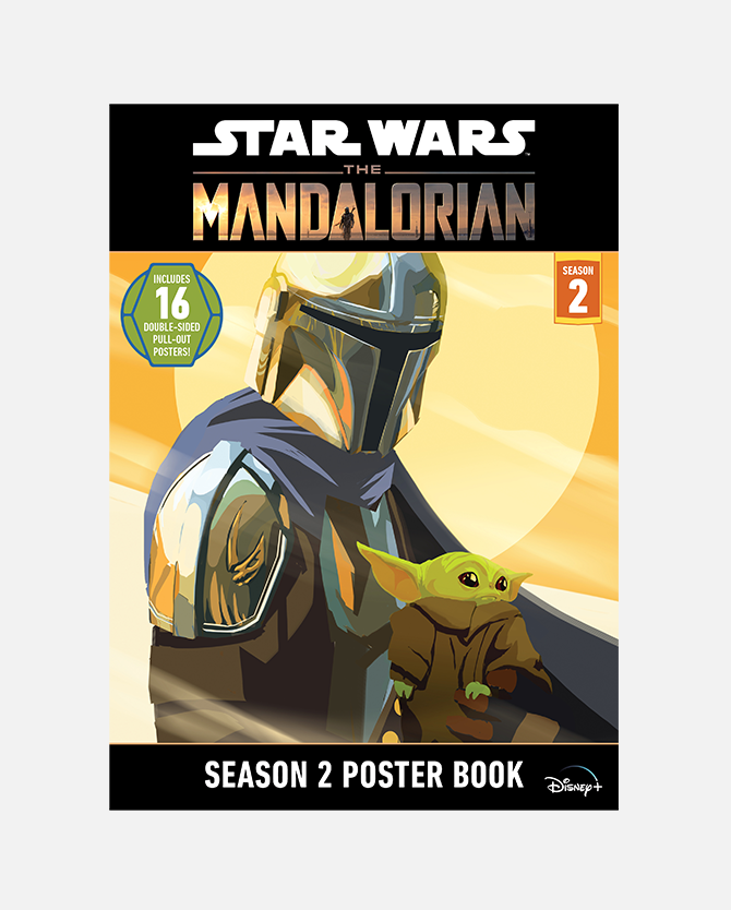 The Mandalorian Poster Book Season 2