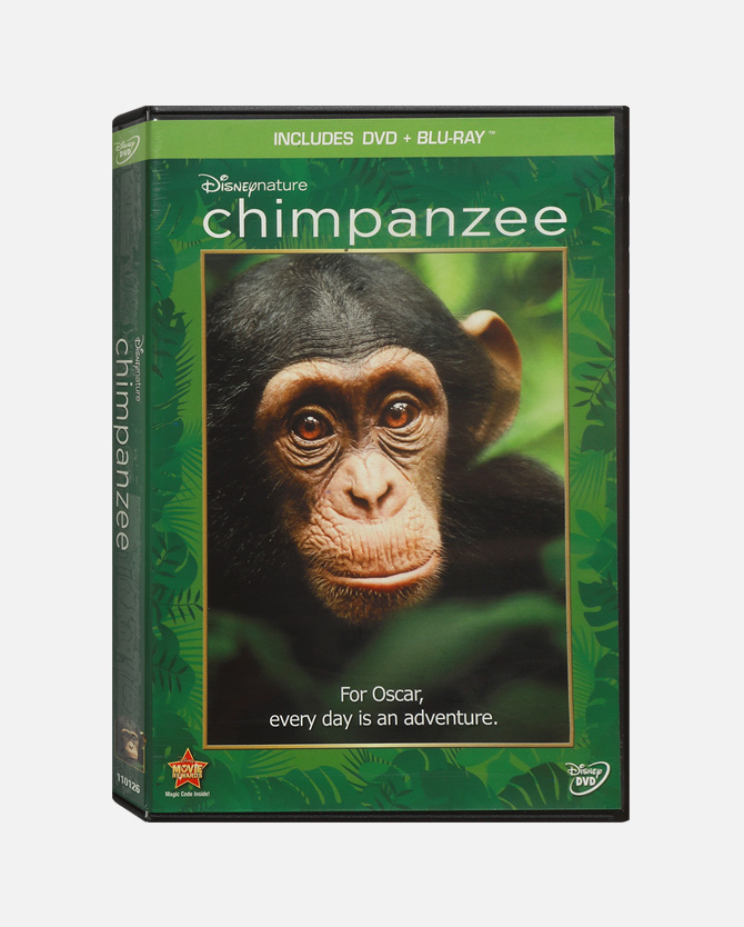 Disneynature: Chimpanzee Blu-ray Combo Pack