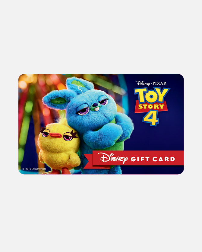 $5 Disney Gift Card eGift: Disney and Pixar's Toy Story 4