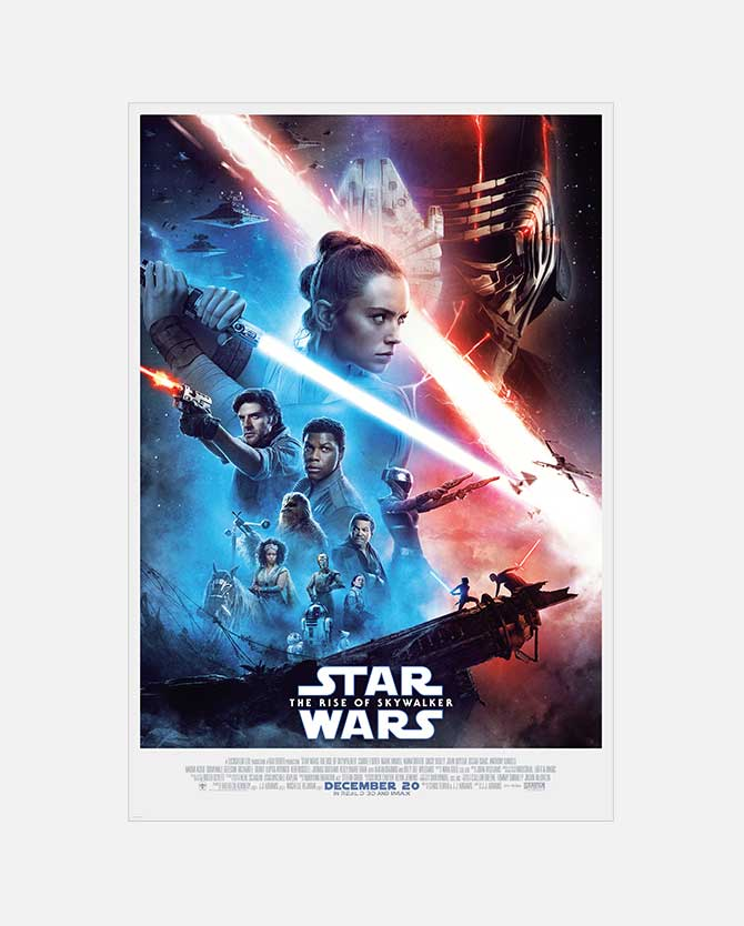 Star Wars: The Rise Of Skywalker Final One Sheet Poster