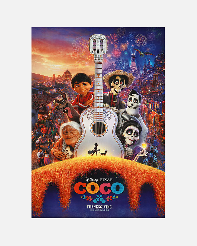 COCO Final One Sheet Poster