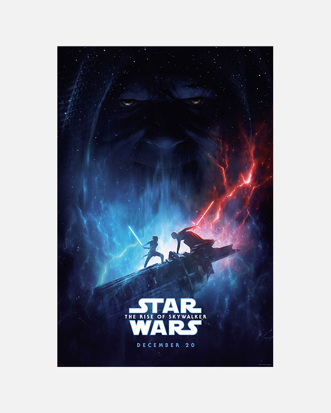 Star Wars: The Rise Of Skywalker Teaser #2 Poster